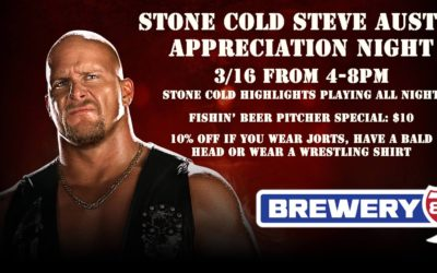 Stone Cold Appreciation Night