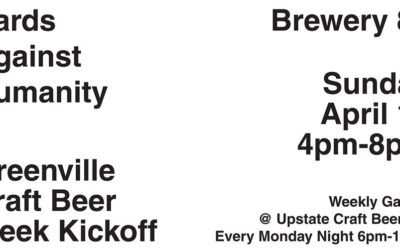 Cards Against Humanity Night – GCBW Kickoff