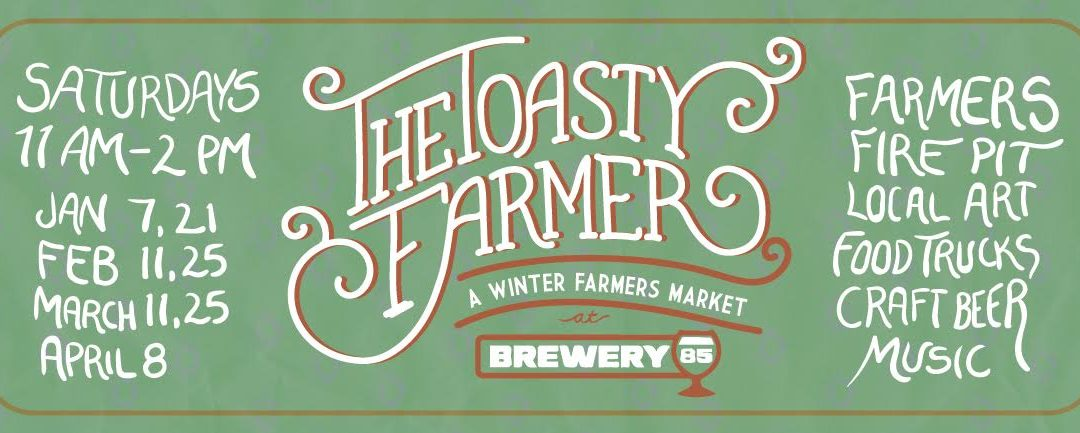 PRESS RELEASE: THE TOASTY FARMER SERIES