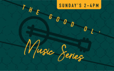 THE GOOD OL' MUSIC SERIES